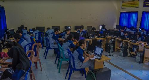 Praktek Bengkel Multimedia